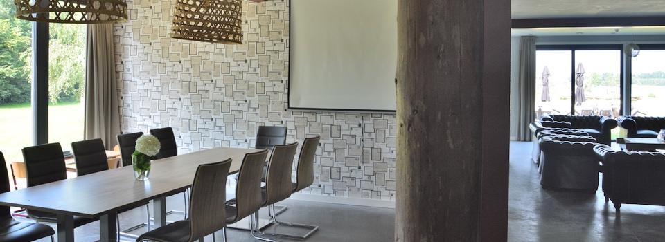 Vergaderlocaties - Geen boekingscommissie