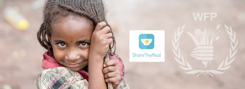 Supporter van ShareTheMeal