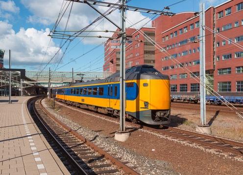 Vergaderlocaties nabij een treinstation