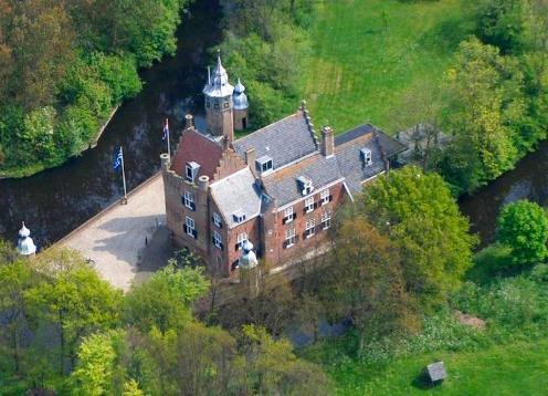 Vergaderlocaties - Vergaderen op een kasteel of landgoed